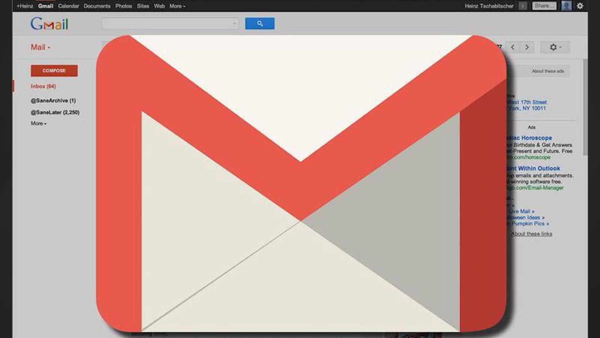نسخه جدید Gmail در اندروید امکان لغو ایمیلها را فراهم کرد