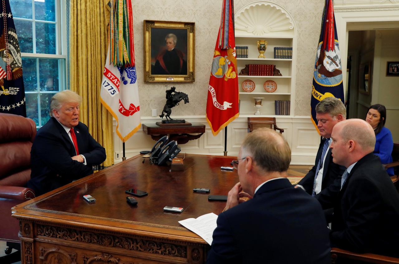 اعلام نظر دوباره ترامپ درباره دیدار با روحانی