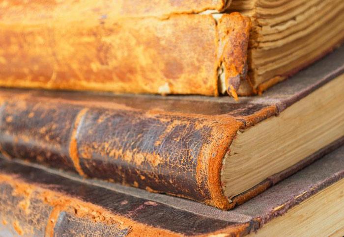 کتابهایی که با پوست انسان جلد شدهاند در کجا هستند؟