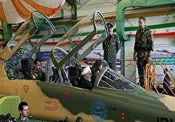 باشگاه خبرنگاران - رونمایی از جت جنگنده تمام ایرانی توسط رئیس جمهور + فیلم