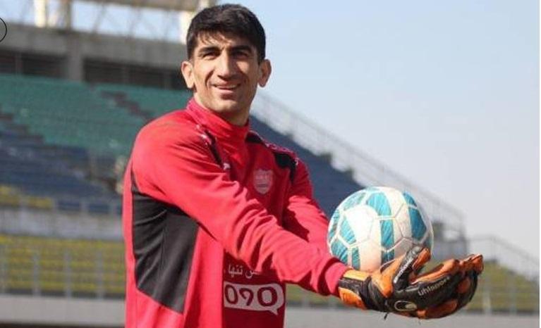 رونمایی قرارداد گرانترین بازیکن لیگ ایران/ قرارداد بیرانوند با چقدر است؟