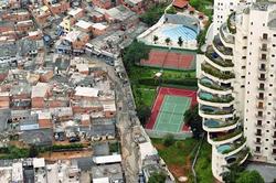 مرز فقر و ثروت در یک نگاه+ تصاویر