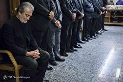 باشگاه خبرنگاران - مراسم ختم عزت الله انتظامی