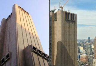 راز برج مرتفع بدون پنجره در مرکز نیویورک چیست؟