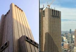 راز آسمانخراش مرموز بدون پنجره در مرکز نیویورک چیست؟+تصاویر