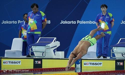 روز سوم بازیهای آسیایی جاکارتا 2018+عکسها