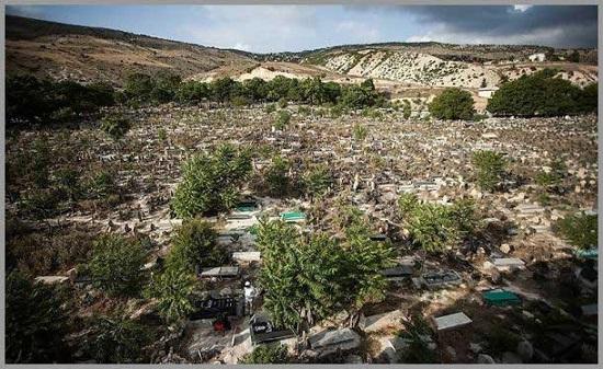 گورستان با رمز و رازهای ۴ هزار ساله در مازندران