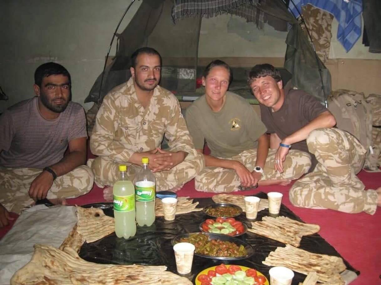 عاقبتِ یک جوان افغان که مترجم ارتش انگلیس شد+عکس
