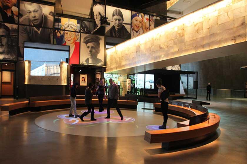 اولین موزه حقوق بشر در کدام کشور است؟