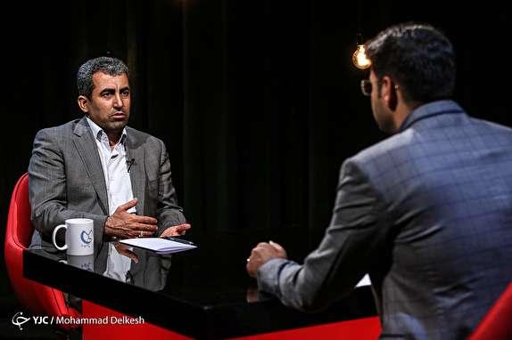 باشگاه خبرنگاران -خلاصه گفتگوی «10:10 دقیقه» با محمدرضا پورابراهیمی + فیلم