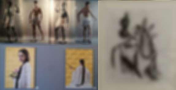 قصه تکراری نمایش تصاویر نیمه برهنه در گالریهای تهران/ شجاعی طباطبایی: چند بار به وزیر ارشاد تذکر دادیم