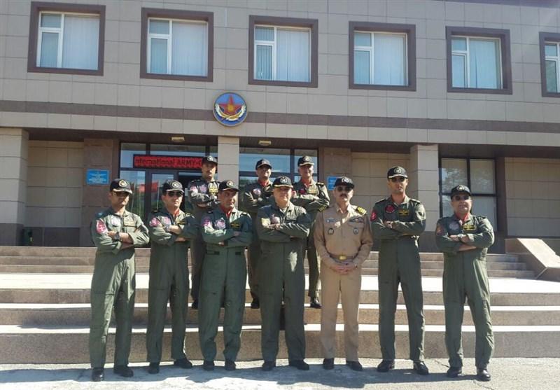 تیم پهپاد نهاجا به مسابقات نظامی قزاقستان اعزام شد