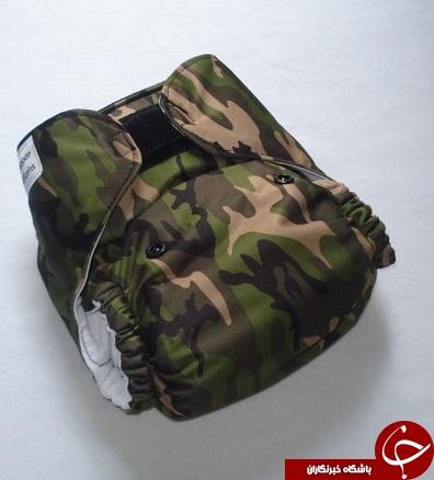 پوشک سربازان آمریکایی که سردار سلیمانی به آن اشاره کرد +تصویر