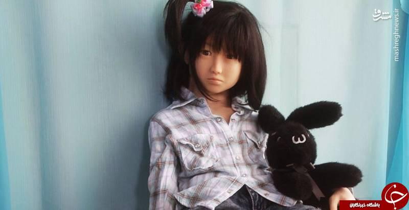 عروسکهای جنسی و خطر «انقراض» ژاپنیها!+ تصاویر