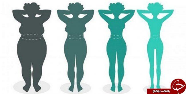 چگونه لاغر شوم؟ / بهترین روش لاغری در یک هفته