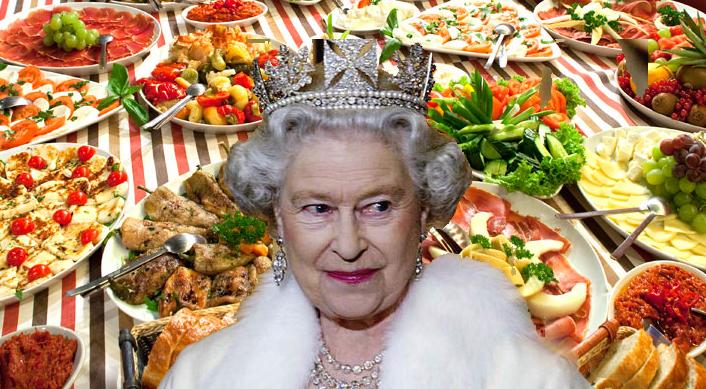 باید و نبایدهای منوی غذایی ملکه انگلیس فاش شد!