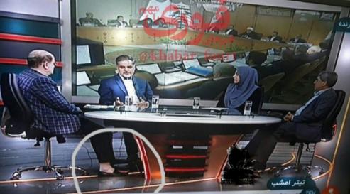واکنش نماینده مجلس به ماجرایی در برنامه زنده که برایش دردسر ساز شد!