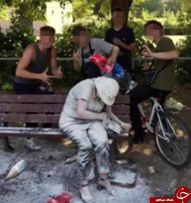 زشت ترین عکس سلفی جهان!//