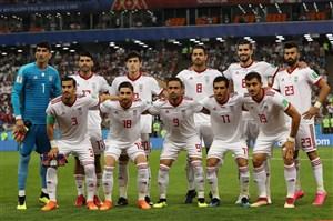 برنامه های بازی ها و اردوهای تدارکاتی تیم ملی ایران پیش از جام ملتهای آسیا
