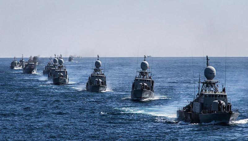 برگزاری رزمایش نیروی دریایی ارتش در آذر ماه