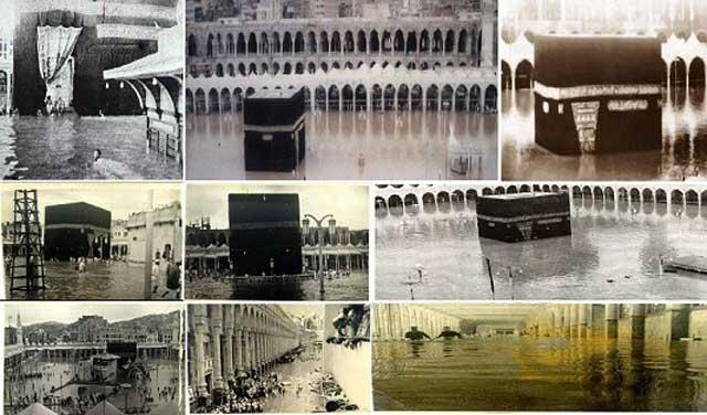 خانه کعبه به روایت تاریخ+تصاویر
