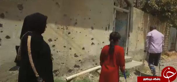 روایتی تکاندهنده از جوانی که داعش دستش را قطع کرد! +تصاویر