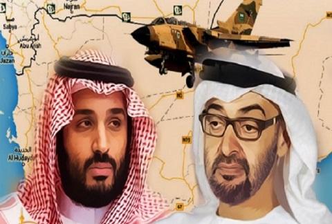 جنگ نیابتی امارات و عربستان در استان تعز