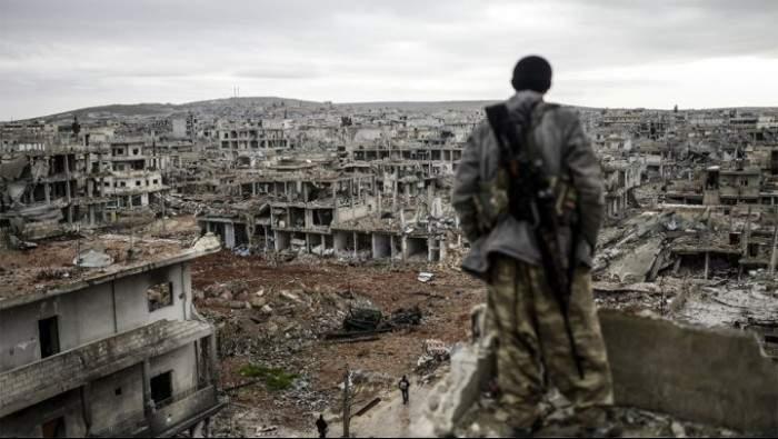 ققنوس اتحادی که از پس خاکسترهای سوریه سربرآورد