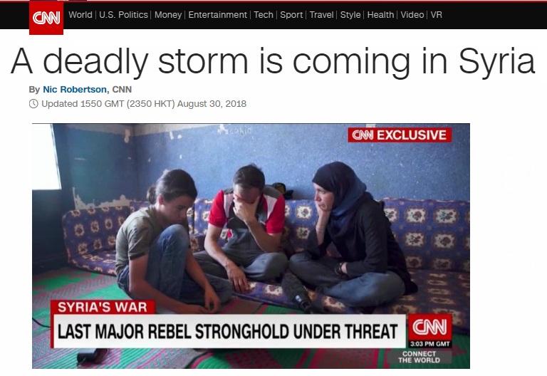 رسانههای آمریکایی چطور افکار عمومی را برای حمله به سوریه آماده میکنند؟