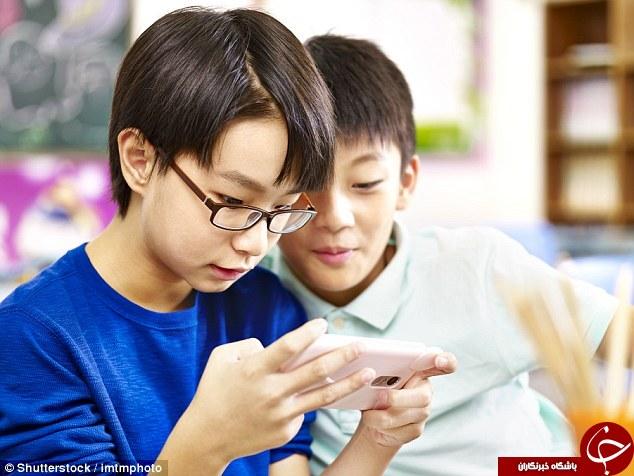 فراگیر شدن اختلالات بینایی در بین کودکان چینی