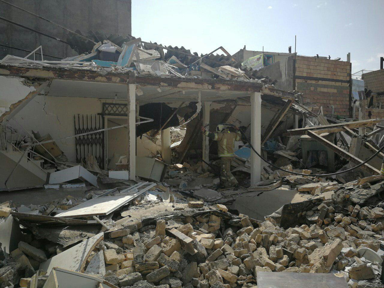 انفجار در تهرانپارس 5 کشته و زخمی بر جا گذاشت + عکس