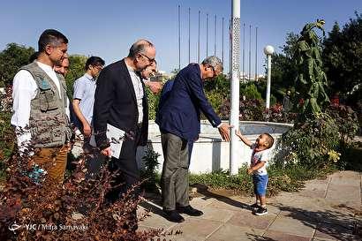 بازدید نمایندگان سازمان ملل از اردوگاه سلیمانخانی