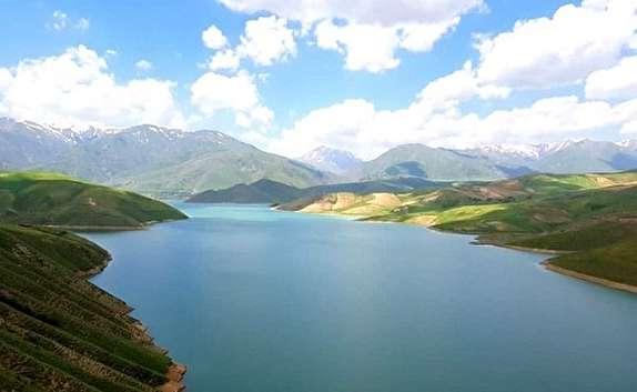 باشگاه خبرنگاران - بیش از یک میلیارد مترمکعب آب در پشت سدهای آذربایجان غربی ذخیره شده است