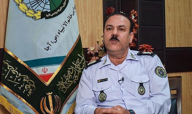 معاون جدید تحقیقات و جهاد خودکفایی قرارگاه پدافندهوایی منصوب شد