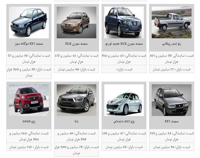 روز آرام بازار خودرو