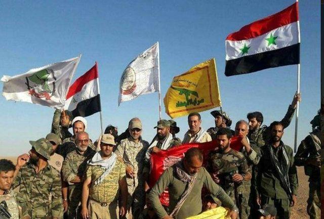 سهگانه شکست نظامی یانکیها در سرزمین شامات