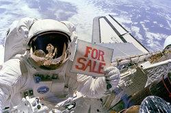 ناسا به فروش میرسد!+جزئیات