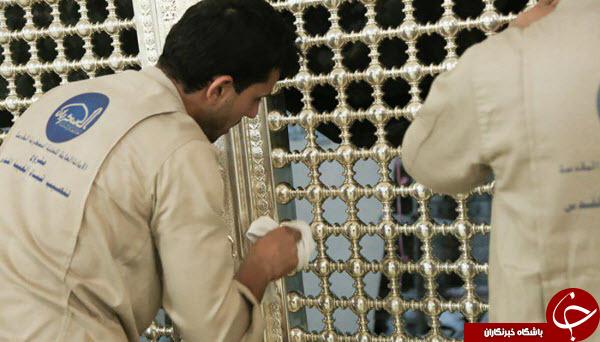 تصاویری از پروژه عظیم سرداب امام زمان(عج) در سامرا+عکس