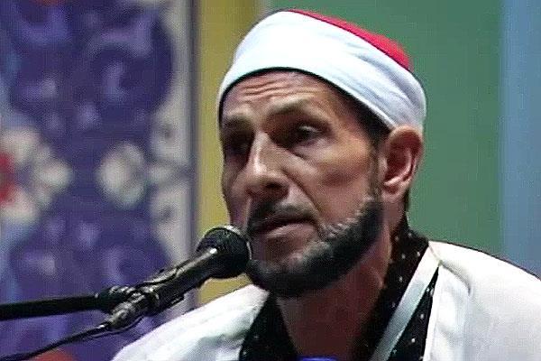 تلاوت مجلسی آیات ۱۸-۳۰ سوره احزاب با صدای محمد احمد بسیونی