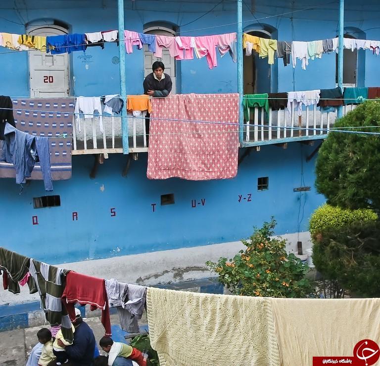 زندانی با امکاناتی عجیب و باور نکردنی +تصاویر