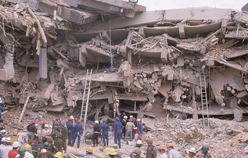 بزرگترین زلزله هفته در / ثبت ۱۰۷ زمین لرزه در کشور