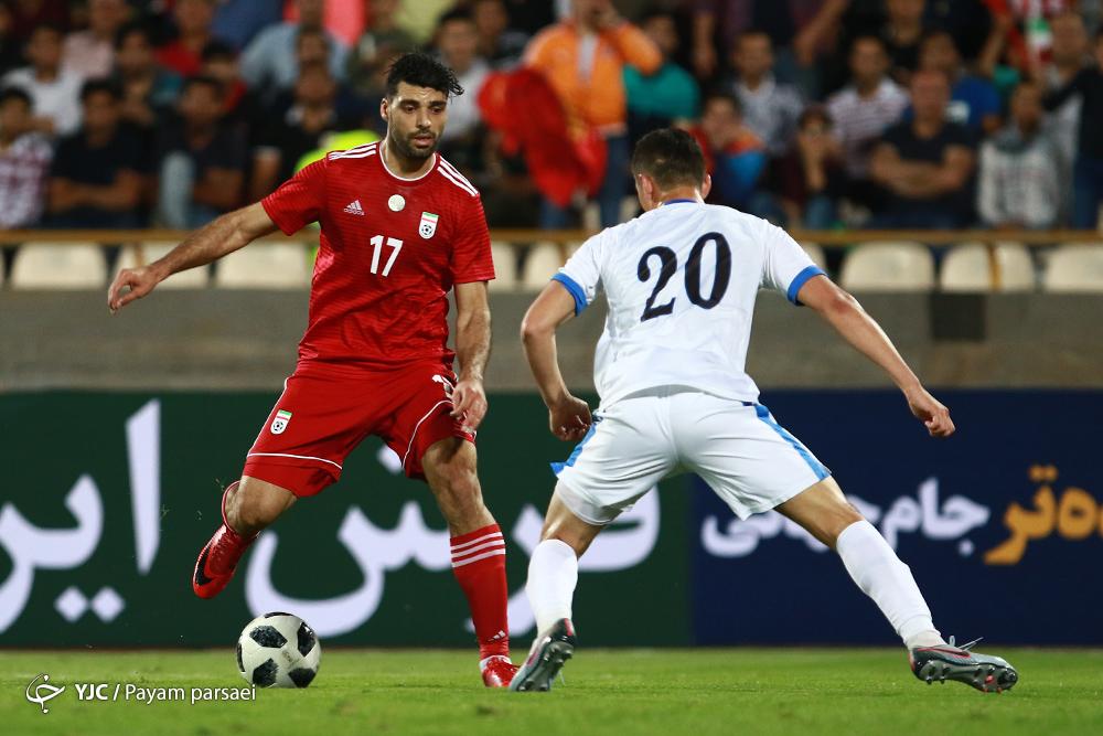 آشنایی با تیم ملی فوتبال ازبکستان/