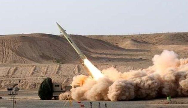حمله موشکی نیروهای یمنی به فرودگاه جیزان عربستان