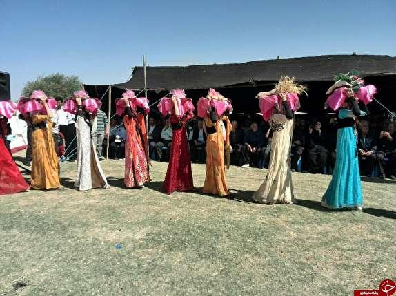 باشگاه خبرنگاران - برگزاری جشن زیبا خرمن در ماهیدشت +تصاویر