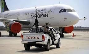 از سرگیری فعالیت تنها فرودگاه عملیاتی پایتخت لیبی