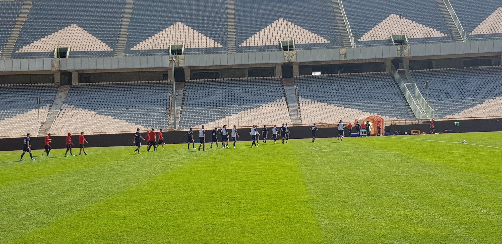 گزارش تمرین تیم ملی فوتبال / رضایی بازی با ازبکستان را از دست داد