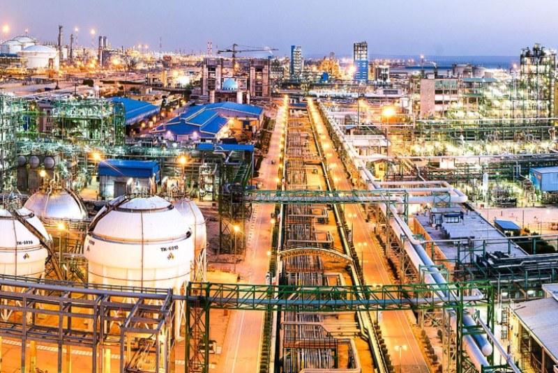 فاز چهارم پالایشگاه  خلیجفارس ساخته میشود
