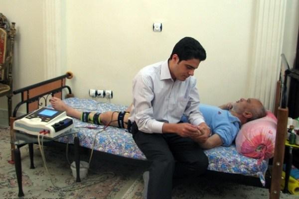 سیستم آنلاین ارائه خدمات درمانی در منزل راه اندازی شد