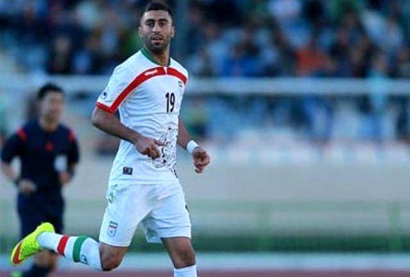 کاوه رضایی دیدار تیم ملی فوتبال ایران با ازبکستان را از دست داد