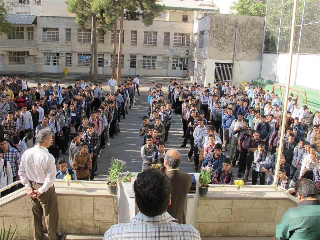 آغاز فعالیت سه هزار مدیر مدرسه بر اساس طرح جدید انتصاب مدیران از مهر ۹۷